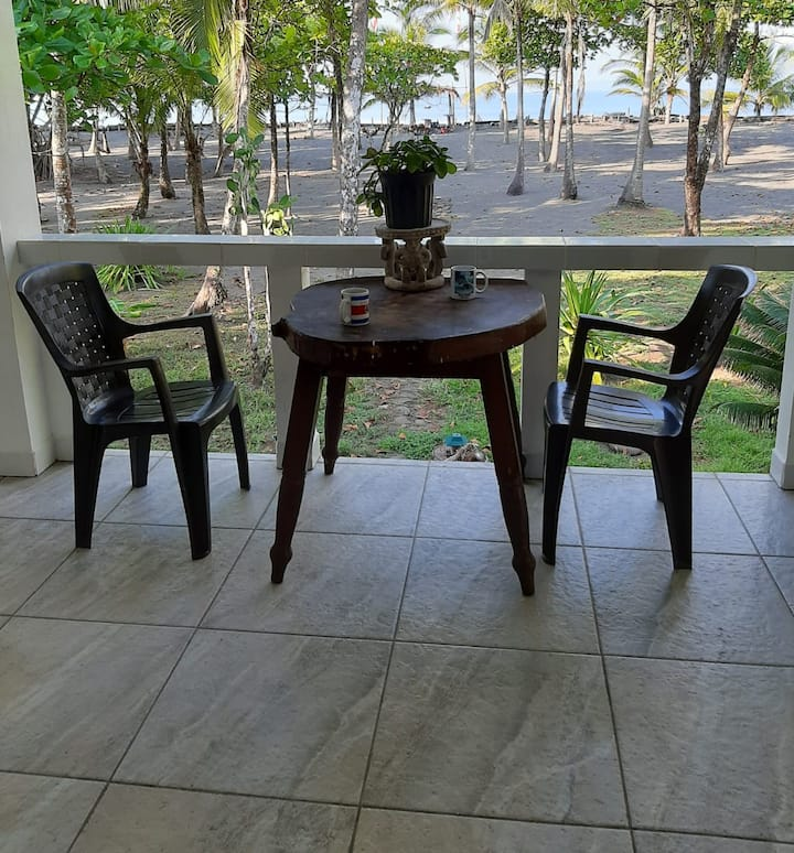 Playa Zancudo - new oceanfront home