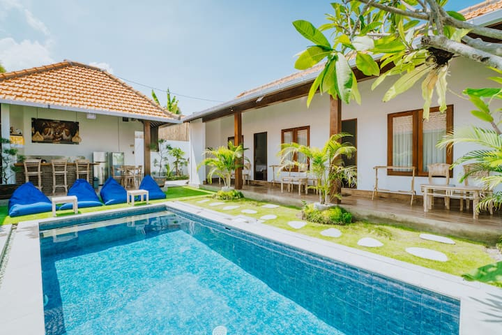 Guesthouse for Digital Nomad In Heart of Canggu