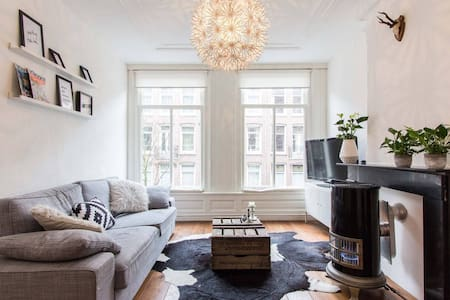 Nice cozy and stylish apartment near Museumplein - Amsterdam - Apartment