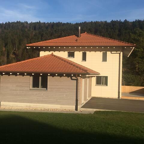 Belle maison à la campagne Vaulion - Vaulion - House