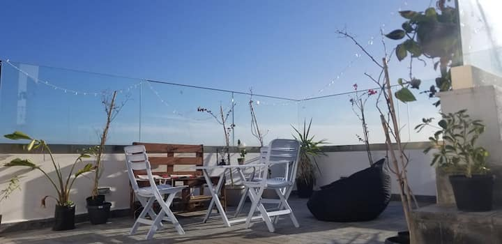 Private room - Sunset Rooftop - Marsa