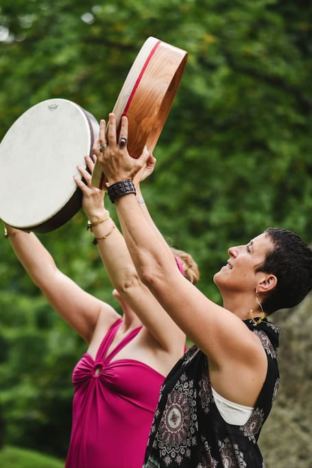 The Drum as a Sacred Tool