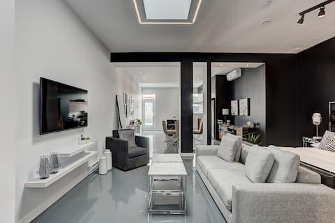 3203 - Loft 1 bedroom near Canal Lachine