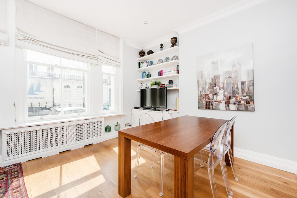 Lovely 2 Bed Apartment In Notting Hill Fc1