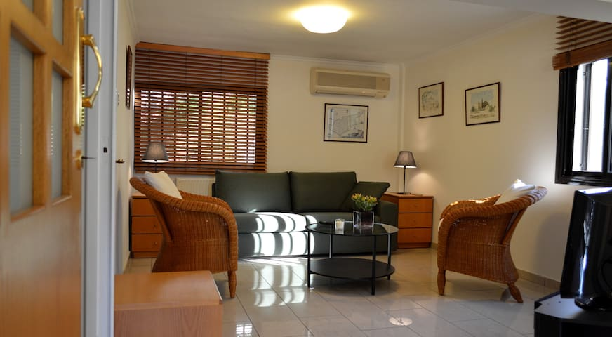 4th bedroom with double sofa-bed