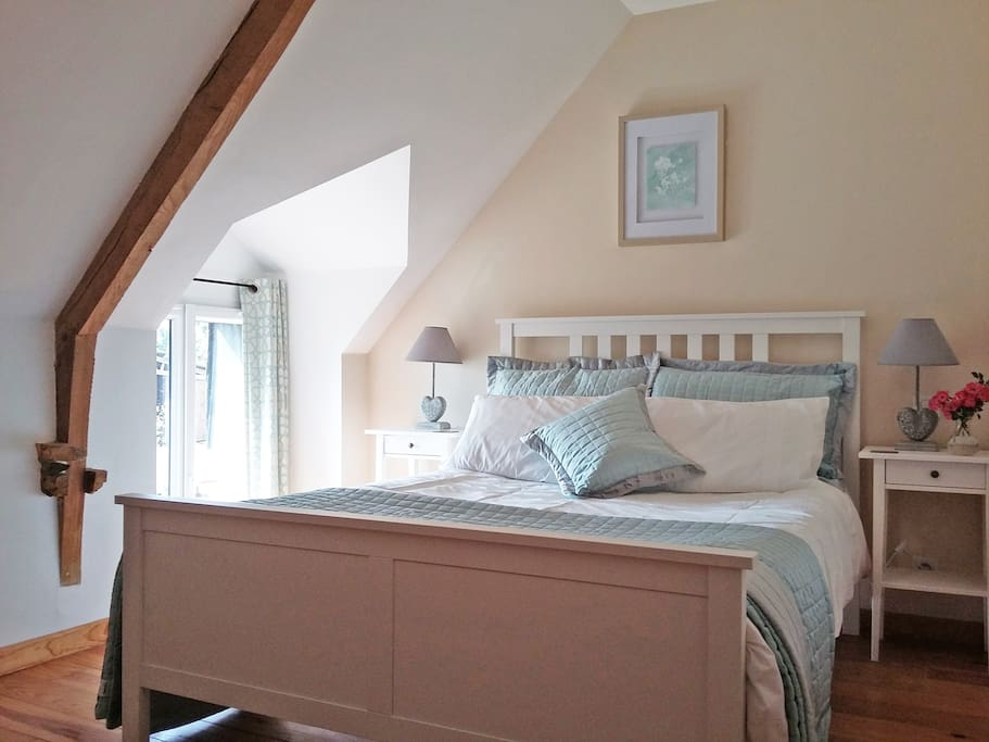 Double room with Juliet balcony