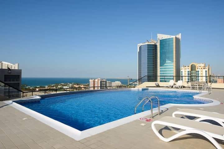 Al Manzil Seef -1 Bed Room Standard  Suite Room