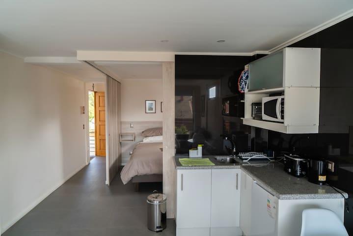 Suite 22 - Küref Studio Suites en Algarrobo