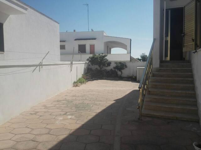 Casa sul mare - alliste - Dům