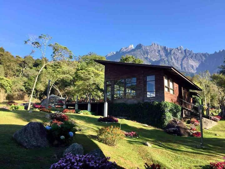 Spring Garden in Kundasang, Mount Kinabalu