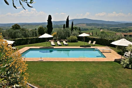 Charming apartment in the heart of the Chianti - Castellina in Chianti
