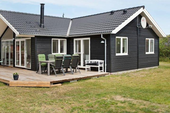 Gemütliches Ferienhaus in Slagelse mit Whirlpool
