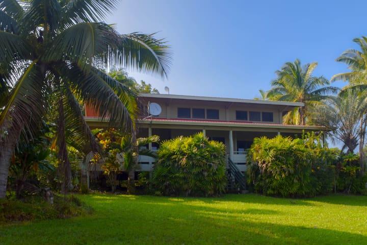 Kapoho View: Oceanview Spring/Summer SPECIAL - Pāhoa - Huis