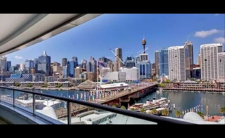 Waterview Executive 2 Room Suite Darling Harbour - Пирмонт