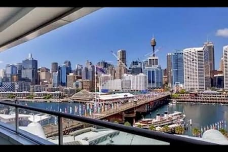 Waterview Executive 2 Room Suite Darling Harbour - Pyrmont - Wohnung