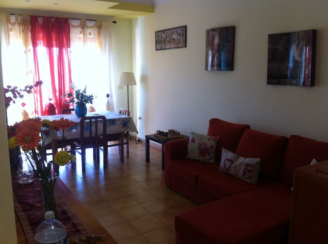 Lovely loft in Benevento - Benevento - Lägenhet