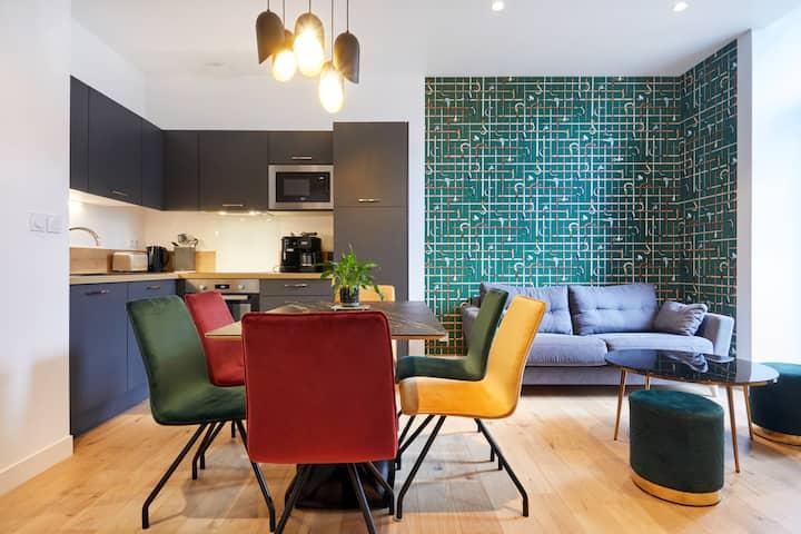 Résidence Colonel - Appartement avec terrasse - 4