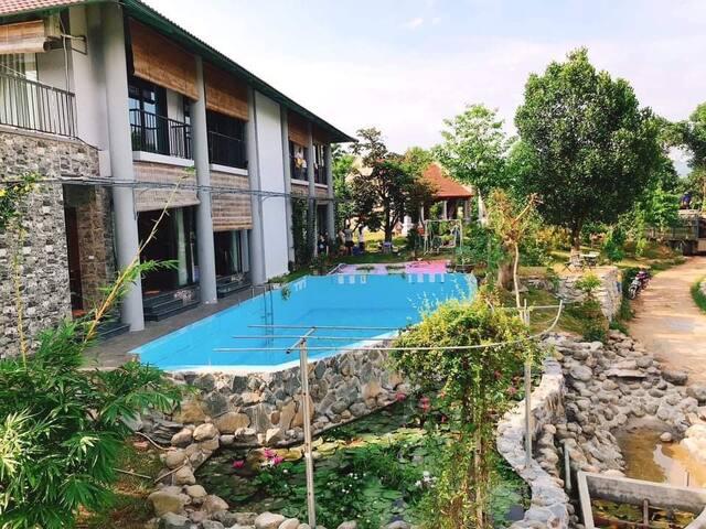 BaVi Nature Lodge