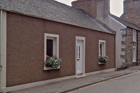 2 bedroomed cottage in Helmsdale - Highland - Rumah