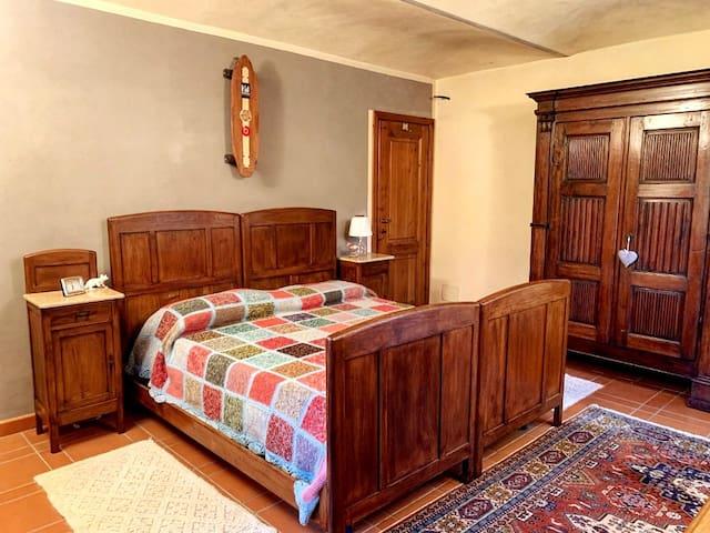 La stanza Pettirosso
