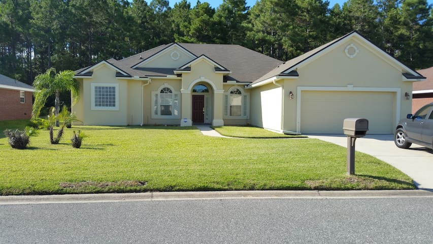 Luxurious (Westside) Large Single Family House - Jacksonville - Haus