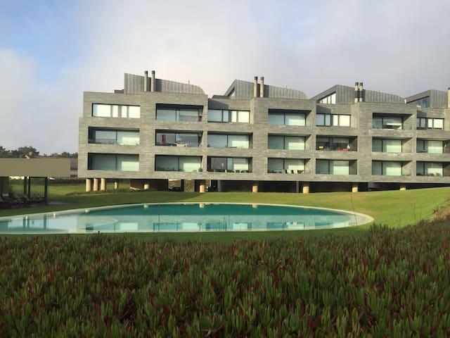 T2 piscina,salão jogos, 100mtspraia - Esposende - Apartament