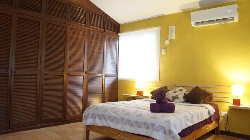 Casa Tlacuache / private room