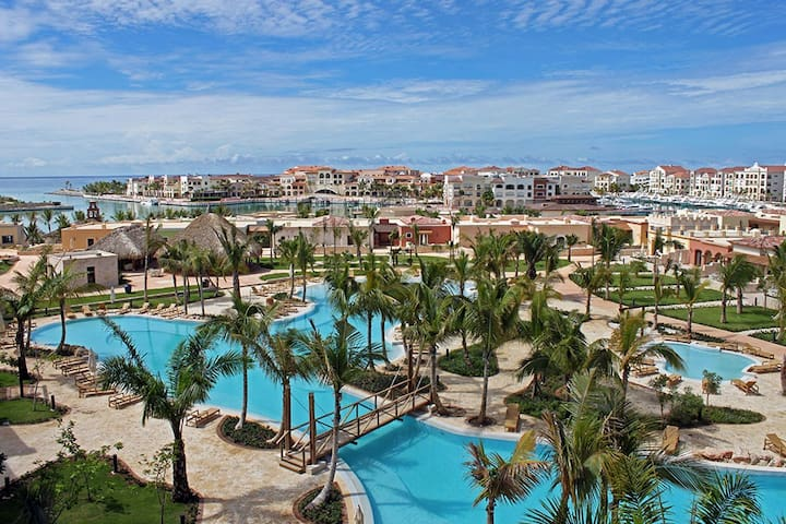 AlSol Luxury Village - ALL INCLUSIVE RATE - Diamond Three Bedrooms Suite - Cap Cana - Punta Cana - Apartment