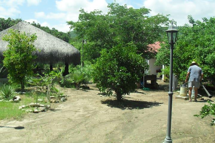 Acampa En San Antonio, Baja California Sur, México