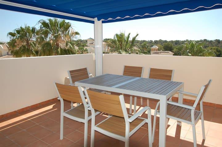 Appartement avec Solarium, Orihuela Costa