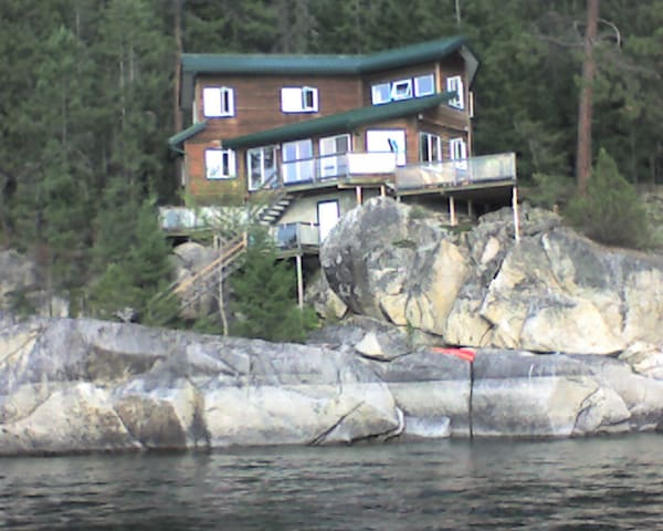 Cottage on Kootenay Lake