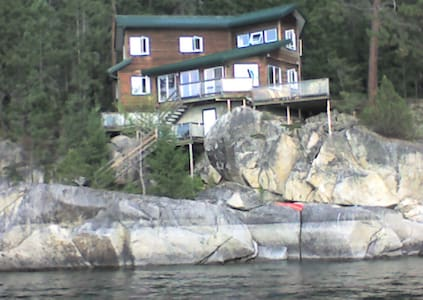 Cottage on Kootenay Lake - Creston - 小木屋