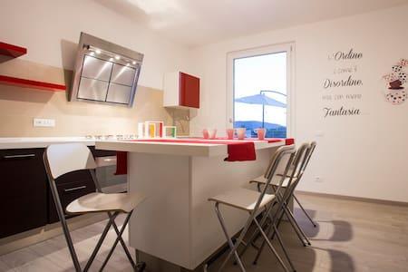 Casa tra gli ulivi - Ortonovo - Apartment
