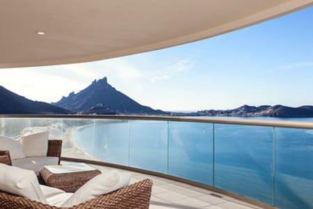 3 Bedroom Condo Playa Blanca 1301 - San Carlos - Lejlighedskompleks