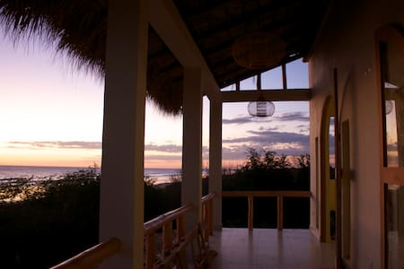 *New* Secludes Ocean View- Private Room A - Salinas Grandes