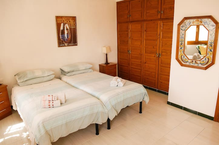 Villa Andalucia Competa (Avocado Room) - Canillas de Albaida - Bed & Breakfast