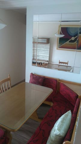 Komplette Wohnung, complet apart., Apart.completo - São Bernardo do Campo - アパート