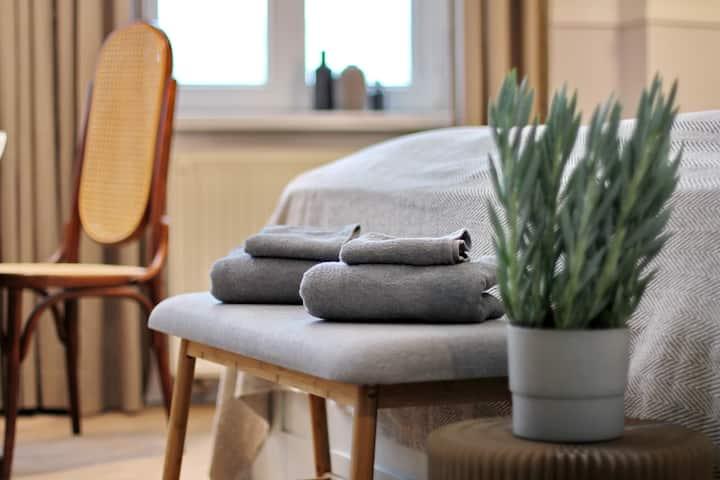 Superior Apartment #4   Ozone cleaning   AC