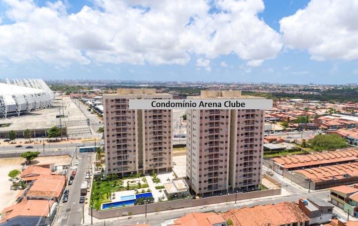 Arena Clube para curtir e relaxar em Fortaleza!