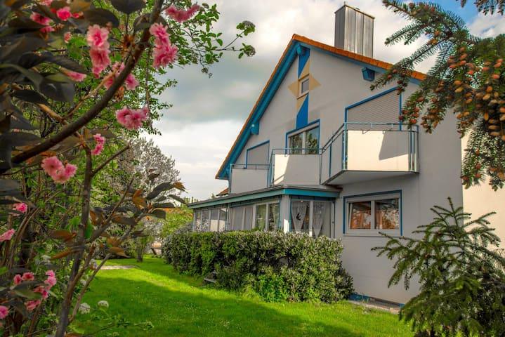 Hotelpension Gästehaus Birgit (Markelsheim), 2-Zimmer-Ferienwohnung 50 qm