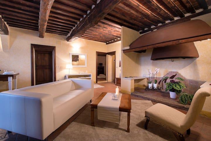 La Signoria 1212 Apartment - Monteriggioni - Apartment