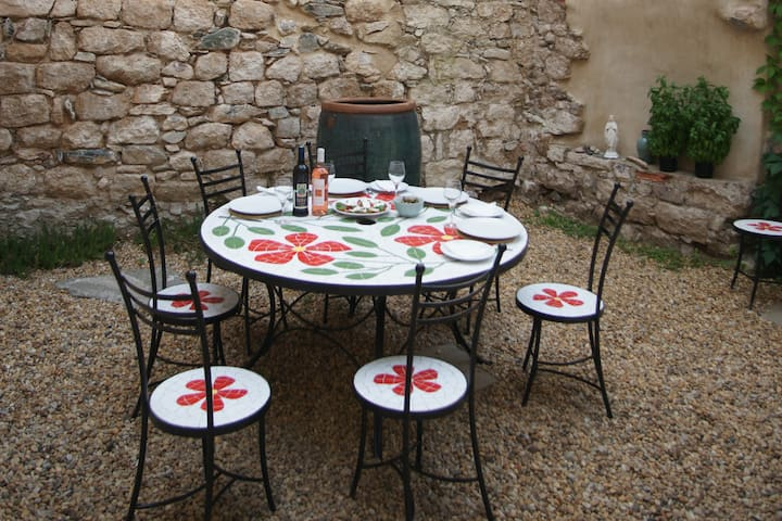 Carcassonne area: La Maison de la Gardie