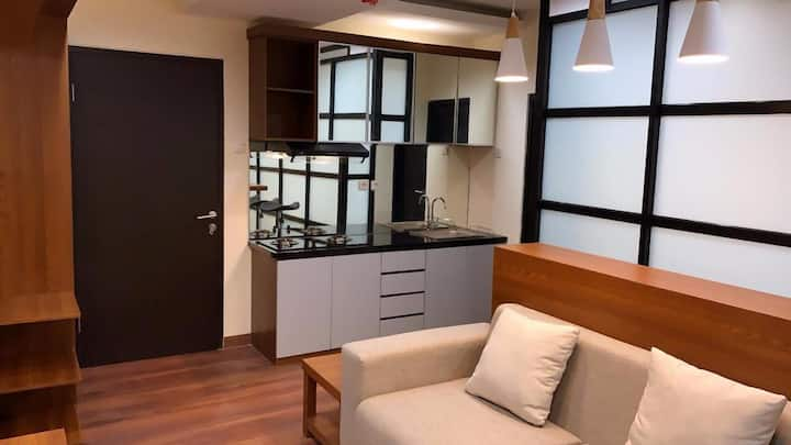 Ergo suite apartment Grand AsiaAfrika  Bandung