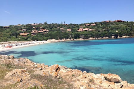Property with direct access to the beach - Porto Cervo