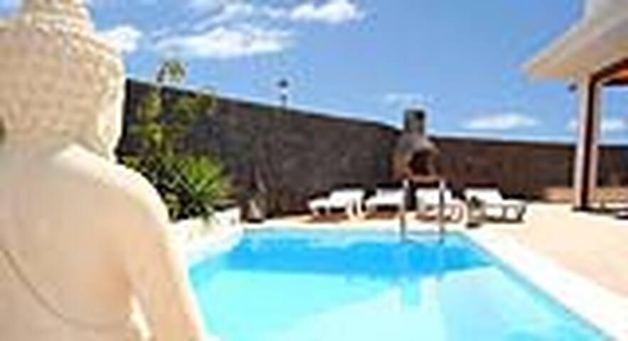 Villa Bali Piscina Climatizada - Playa Blanca - Villa