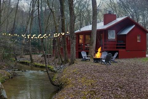 Creekside Escape - Blue Ridge/Lake Blue Ridge