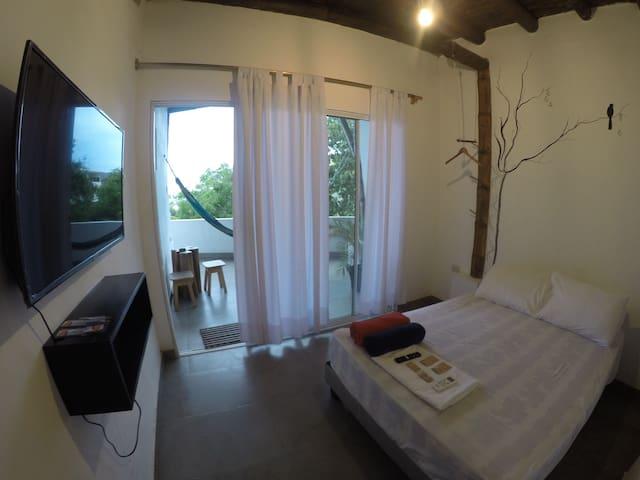 Suite7 deluxe confort kiwi montañita
