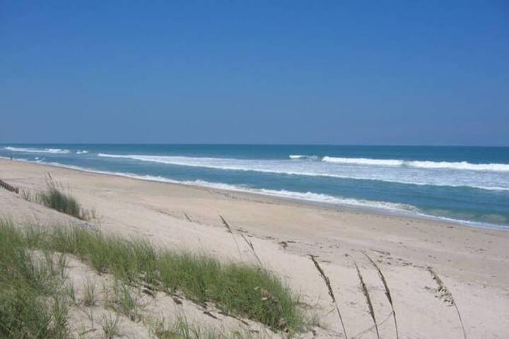"""A"" Gulf Beach Bungalow"
