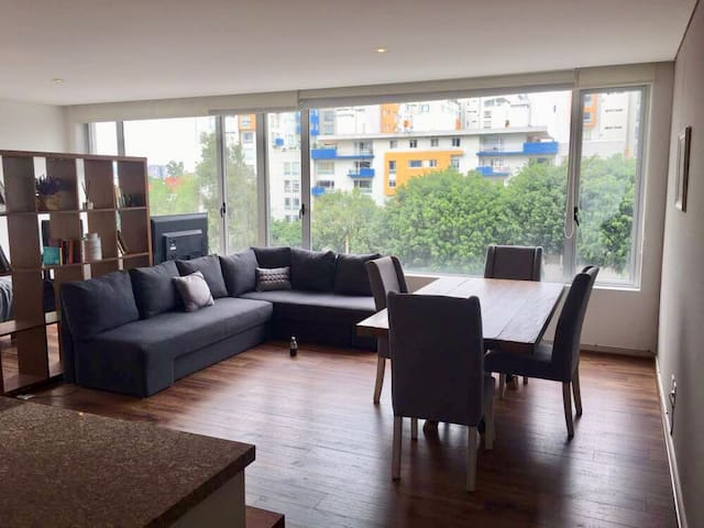 Beautiful Apartment in a Great location at Polanco