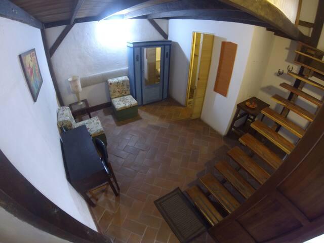 Poeta House Room Duplex privada # 2 - Cali - Casa